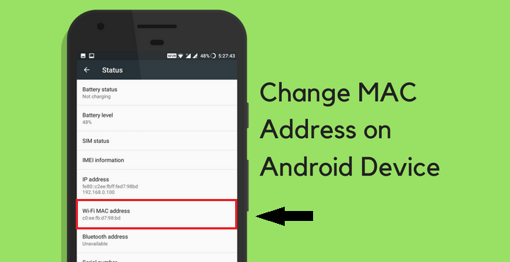 Change-MAC-address-on-android-device