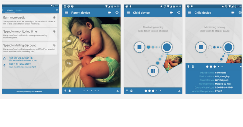5 Best Baby Monitor Apps for IPhone and Android in 2018